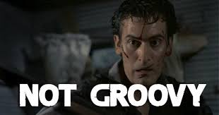Evil Dead Meme - when you come to r raimimemes expecting evil dead memes but only get