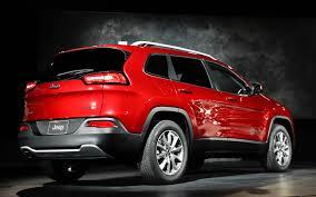 ferrari jeep xj first look 2014 jeep cherokee automobile magazine
