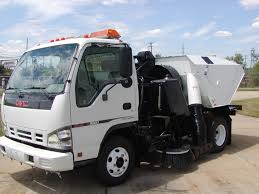 used volvo heavy duty trucks sale sweeper rebuilding