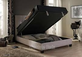 kaydian walkworth ottoman storage bed frame best price