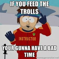 Internet Troll Meme - 10 ways to deal with internet trolls francisco cardoso