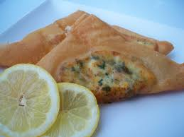cuisine au brick au thon brick bil ton cuisine tunisienne