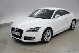 used audi tt coupe for sale motors co uk