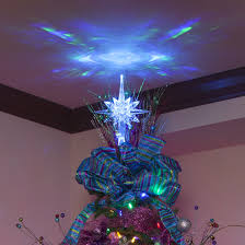 led tree christmas decorations gki bethlehem led color changing tree topper