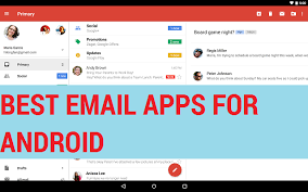 best email apps for android 8 best email apps for android