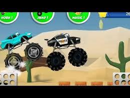spiderman batman cars monster truck racing games kids