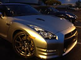 Nissan Gtr Blue - nissan gtr