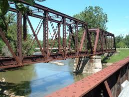 Cardinal Greenway Map Abandoned Rails Muncie Indiana