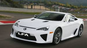 lexus lfa years lexus lfa successor reportedly in the works with 800 bhp