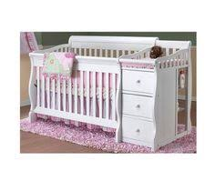 sorelle verona 4 in 1 lifetime convertible crib and changer