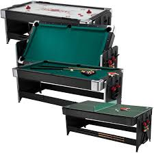 fat cat game table fat cat 3 in 1 combination game table s sporting goods