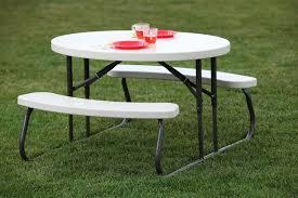 Plastic Folding Picnic Table Folding Picnic Table Plastic Festcinetarapaca Furniture