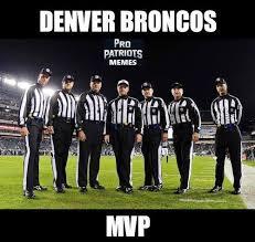 Patriots Broncos Meme - 22 meme internet broncoshaters nfl patriots mvp nflrefs