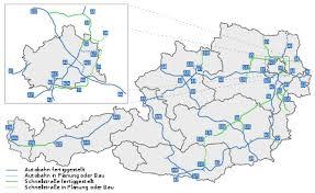 Autostrady I Drogi Ekspresowe W Austrii Wikipedia Wolna