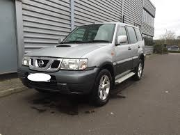nissan terrano 1996 stunning and extremely rare 2005 55 nissan terrano 2 se 7 seater