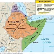 Cape Horn Map Somaliland Sun Somaliland The Horn Of Africa In Transition
