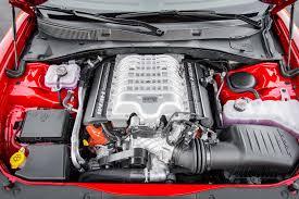 hellcat engine swap 2018 dodge challenger srt demon a hellcat on steroids motor trend