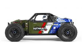 nomad off road car team associated db8 limited edition nomad rtr lipo combo neobuggy