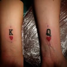 king of spades and queen hearts tattoo 1000 geometric tattoos ideas