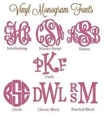 initial fonts for monogram free circle monogram fonts monogrammed pinteres
