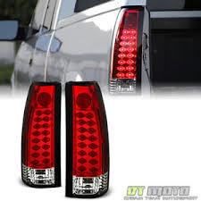 1998 chevy silverado tail lights 1988 1998 chevy silverado suburban tahoe sierra c10 red lumileds led