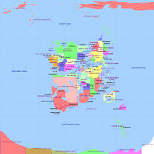 Southern Ocean Map Vexillium Official Maps Page