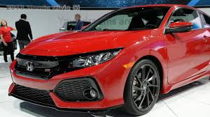 honda civic si torque 2018 honda civic si torque figure revealed