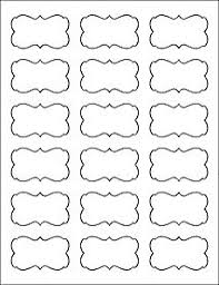 Label Template 21 Per Sheet Free I Use The Free Blank Label Templates From This Site By Printing