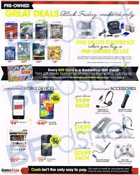 gamestop s black friday 2014 deals nintendo everything