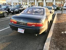 lexus recall gas smell cc capsule 1993 lexus sc 300 u2013 the poor man u0027s personal luxury lexus