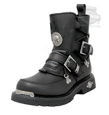 mens motorcycle sneakers 94167 harley davidson mens distortion black mid cut riding boot