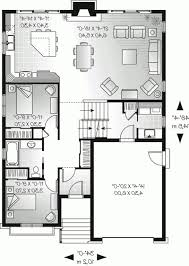 floor saddlepost split level home plan house plans and more within