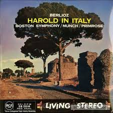italy photo album berlioz harold in italy vinyl lp album at audiophileusa