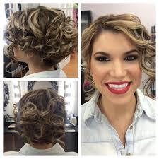 bridesmaid hairstyle short hair women medium haircut