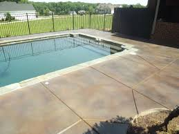 16 concrete stain pool deck hobbylobbys info
