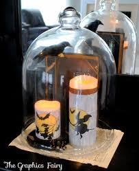 halloween flameless candles make halloween candle wraps the graphics fairy