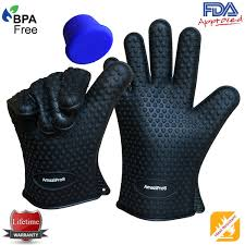 Kitchen Collection Free Shipping Silicone Heat Resistant Gloves Bbq Kitchen Gloves U2013 Amazipro8