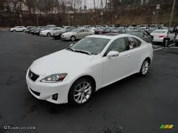 lexus hatchback 2011 starfire white pearl 2012 lexus is 250 awd exterior photo