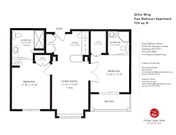 studio apartment floor plans sq ft and apartments a b and c wing