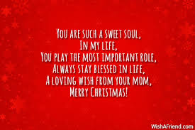 sweet soul christmas message daughter
