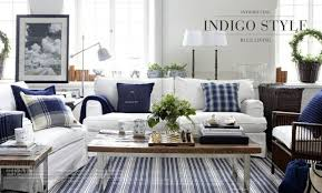 blue and white rooms blue and white living room decorating ideas indigo room inspiration
