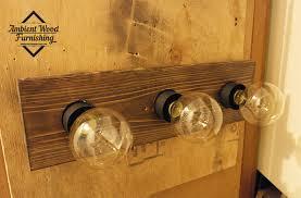 wood bathroom light fixtures my web value