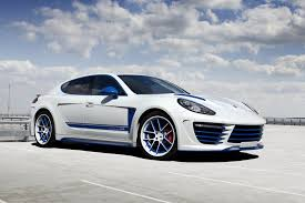 new porsche 4 door tuning porsche panamera stingray gtr restyling topcar