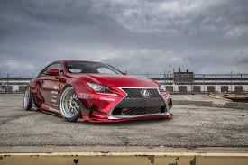 widebody tundra rc f widebody by rocket bunny sema