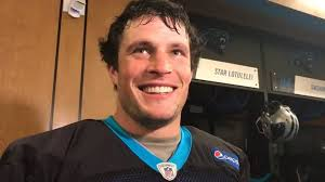 what does it take to feed luke kuechly on thanksgiving the