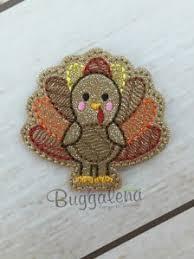 thanksgiving feltie designs buggalena buggalena embroidery