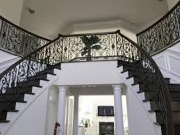 gallery of wrought iron interior railings u2014 wrought iron railings