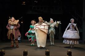 What Town Is Beauty And The Beast Set In Oregon Shakespeare Festival Disney U0027s Beauty And The Beast