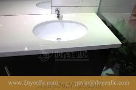 Bathroom Vanity With Top Combo White Bathroom Vanity Top Kathyknaus