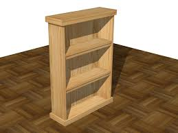 Woodworking Bookshelves Plans by How To Build Wooden Bookshelves 7 Steps With Pictures Wikihow